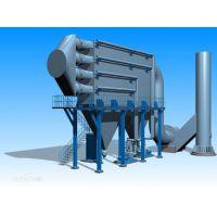 除尘设备DMC型单机脉冲袋式除尘器净化效率高