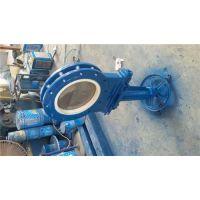 新疆气动陶瓷闸阀、鲁宇机械、气动陶瓷闸阀生产厂家