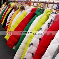时尚休闲修身系列杭州一线品牌埃文羽绒服品牌折扣低价出售尽在广西格蕾斯