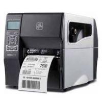 Zebra/斑马 zt210 工商两用条码打印机 景区门票打印机