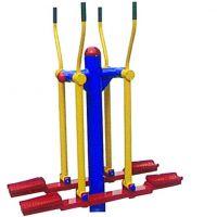 康腾户外健身路径器材 情侣平步机 小区健身器材 活动器材