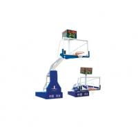 电动液压篮球架厂家-液压篮球架价格-沧州博翔篮球架直销