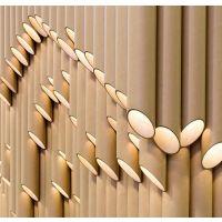 木纹铝圆管天花_铝型材圆管规格_铝合金圆管价格_欧百得