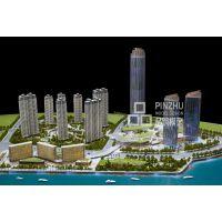品筑模型专业沙盘模制作珠海莲邦广场1:280横琴迈向国际化的城市名片