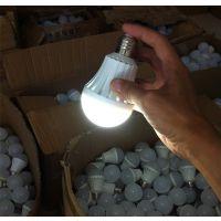 不用电源就能亮的灯泡 智能应急灯厂家