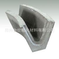 金属冶炼用流槽预制件 山东河南耐火材料生产