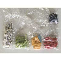 pvc软胶拉链头 高档箱包塑料拉片 pvc塑料拉头 箱包PU皮拉头