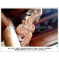 四川惠森仿古斗拱撑工,松木木质工艺品定做厂家