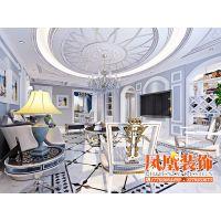 哈尔滨凤凰装饰公司—法式建筑往往不求简单的协调,而是崇尚冲突之美。