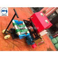 河北邯郸市低价热销青贮圆捆包膜机 打捆机 批发零售养殖业机械