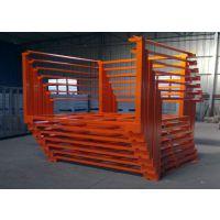 钢制堆垛式货架济南德嘉供应山东堆货架价格优惠