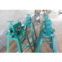 【铁皮起线机机】【铁皮轧槽机】的功用主要为凹凸轮部位,将铁皮等金属板材压出边槽来,来运用边槽来