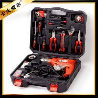 卡夫威尔 20充电式手电钻套装 家庭装修五金工具组套 P1045A