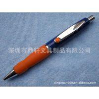 【厂家直供】金属按动圆珠笔,金属钢笔,led灯金属笔