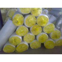 供应外墙防火高密度玻璃棉卷毡 技术玻璃棉卷毡,钢结构专用离心玻璃棉卷毡