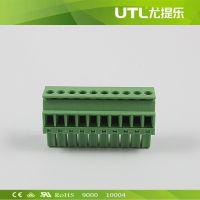 【厂家直销】插拔式接线端子MA1.5/V3.5(3.81) 阻燃 UL认证