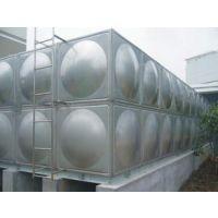洛川水箱加工 RB-33洛川组合式不锈钢水箱厂家 润捷水箱