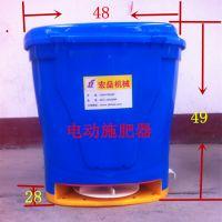 小麦背负式播种机 家用扬得快电动施肥器