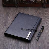 A5笔记本可以定制LOGO厂家直销多功能笔记本三折页活页记事