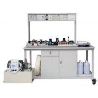 育仰YUY-P-20 工程液压传动实训台 液压与气动PLC控制实训装置 金属