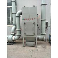 供应废气吸附治理装置——QF-CF滤筒除尘器