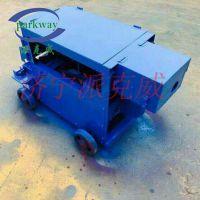 生锈二手废旧钢筋再利用设备废旧钢筋调直除锈切断一体机