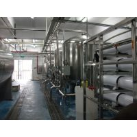 普蕾特PLT-II-750一体化管式纯净水设备反渗透设备