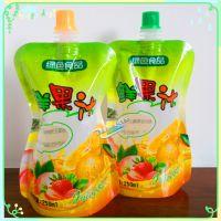 儿童卡通旋盖吸嘴袋 运动多功能饮料/果汁袋 多层复合食品包装袋