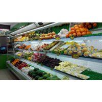 盟尔水果保鲜柜超市专用 采用进口压缩机节能省电性价比高