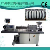 供应SESIL-20/28桌面式小型3D打印耗材实验机 卧式圆丝拉丝机 新材料改性 一年保修