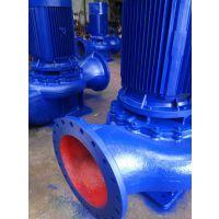 加压泵ISG65-315-30KW管道离心泵型号