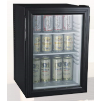 供应零度电冰箱SC-40SA40升全静音冰箱 各星级酒店客房小冰箱 冷藏冰箱 单门冰箱