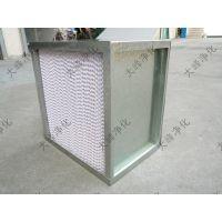 大峰科技 820*600*150 镀锌框过滤器 百级/千级可定制 空气过滤 苏州净化 厂家直销