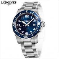 浪琴瑞士手表 康卡斯系列 石英钢带男表 联保正品 L3.689.4.03.6