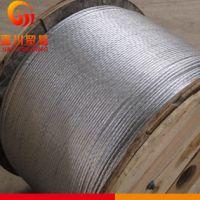 供应热镀锌钢绞线 厂家直销 现货批发 欢迎来电咨询