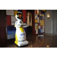山东卡特萌萌哒餐厅机器人