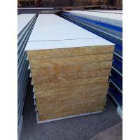 辽宁龙腾彩钢板岩棉保温复合板