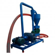 可长时间工作的气力吸粮机 工艺精良 量身定做大型气力输送机系统