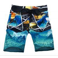 四面弹数码印花|沙滩裤用布|专业印花技术|外贸品质 一米起印