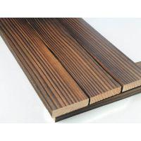 防腐木加工加工 碳化木承接碳化木及防腐木地板安装