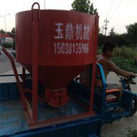 供应塔吊料斗厂家直销玉鼎机械0.8方沙浆料斗型号齐全