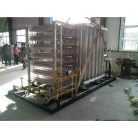 河北百亚供应LNG气化器 天然气减压计量供气设备 燃气减压站设备