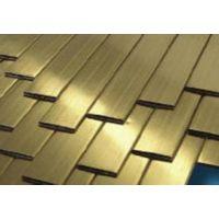 环保H59黄铜排、H60黄铜排、进口H62无铅黄铜排