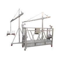供应番禺吊篮厂,广州专业吊篮租赁公司,高空安装玻璃吊篮