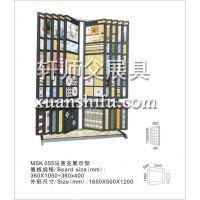 工厂订做手提板展示架 陈列摆放架 马赛克板 涂料色板 塑料装饰板材展架