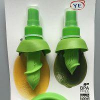 创意家居用快乐大本营迷你手动水果汁喷雾器柠檬榨汁器食物清新剂