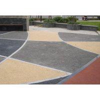 宁夏彩色透水混凝土彩色透水路面施工指导茂璟地坪