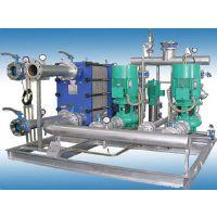半容积式换热器机组——湖南赛盈暖通环保有限公司,厂家批发、报价
