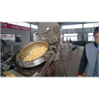 大型爆米花机生产厂家 商用爆米花加工设备