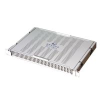 CT-GPCQH-1UB机架式储纤盒1U型光纤储纤装置